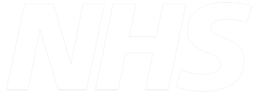 NHS Logo White